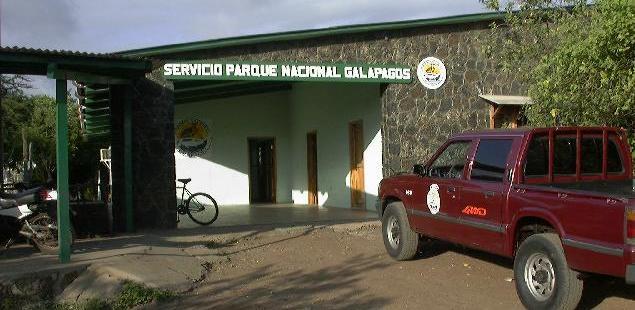 Galapagos Park Headquarters